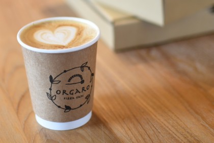 西宮市のピザカフェORGAROのコーヒーメニュー