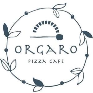 西宮市のピザカフェORGAROのロゴ