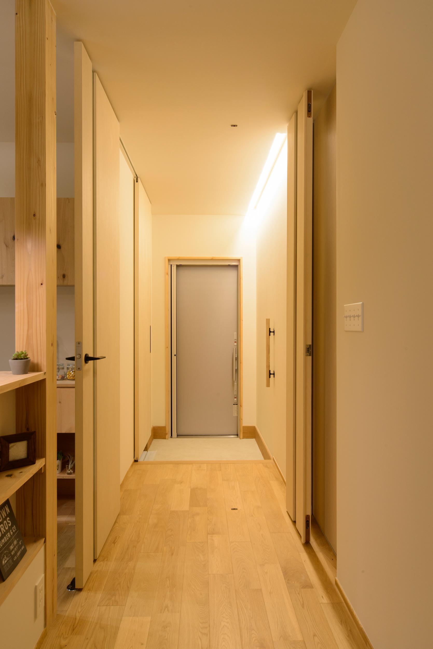 玄関~ホール