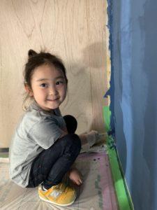 DIY 塗装DIY 子供にも安心な素材