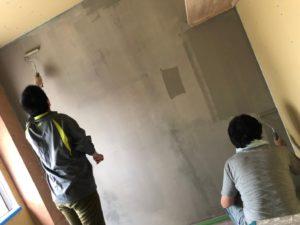 大人のDIY かっこいい壁